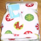 Tiddliwinks Snowflake Holiday Blanket  40 X 30 NEW NWT