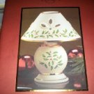 LENOX HOLIDAY TEALIGHT LAMP NEW NIP MSRP $43 TEA LIGHT