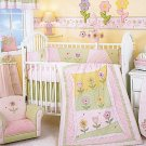 NEW LAMBS & IVY MUSICAL MOBILE PEPPERMINT CANDY NURSERY
