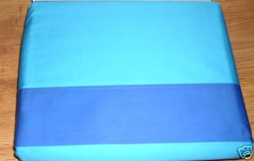 Ralph Lauren Isle Capri Twin Bedskirt NEW NIP Turquoise