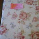 Ralph Lauren Fairdale Floral Tablecloth NEW 60 x 84