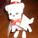 "NEW Annalee 6"" Valentine Boy Mouse With Card"