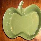 Chantal Green Apple 1 Qt Baking Dish Baker Ovenware