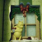 DISNEY CLASSIC POOH NEW NIB PIGLET LIGHTED WINDOW SCENE
