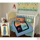 Transportation PAM GRACE 10 PC Crib Set NEW Designer