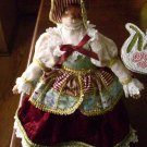 KATHERINE'S COLLECTION MOUSE BEAU DOLL SILVER LAKE