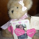 A MOM BRINGS JOY TO THE HEART BOYDS BEAR NWT GI  LOVEYA