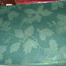 SPODE HOLLY PLACEMAT SET OF 4 GREEN NEW NIP 13 X 18""