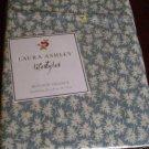 Laura Ashley Day Dream Valance Blue Floral NEW NIP