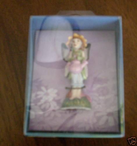 ROYAL DOULTON Disney Fairies Lily Miniature NEW NIB