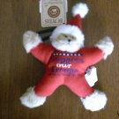 BOYDS SUPPORT OUR TROOPS BEAR PATRIOTIC STAR NEW PLUSH