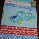 Designers Guild Kids Full Duvet Cover Roadsters Trucks