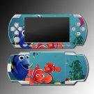 Finding Nemo Marlin movie game SKIN for Sony PSP 1000