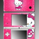 Cute Kitty pink dress princess doll Skin 6 Nintendo DSi