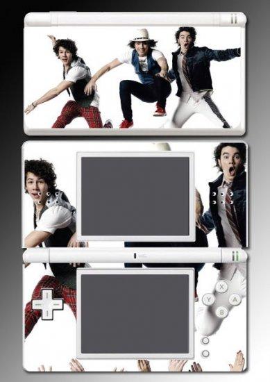 Jonas Brothers Bros concert Skin #17 Nintendo DS Lite