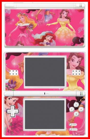 Princess Snow White Jasmine SKIN #5 Nintendo DS Lite