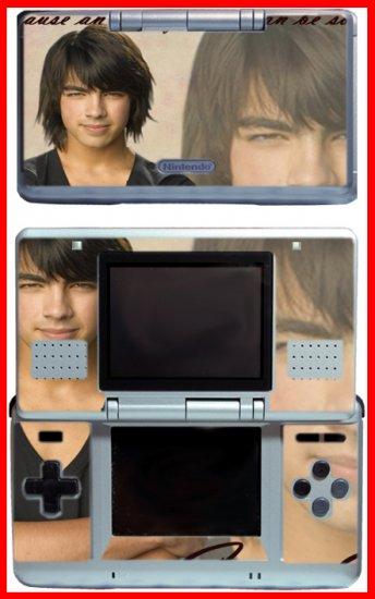 JOE Jonas Bros Brothers JB World SKIN 9 for Nintendo DS