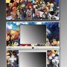 Kingdom Hearts Sora Mickey game Skin 3 for Nintendo DSi