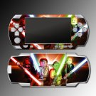 Star Wars Yoda Darth Vader game SKIN 5 for Sony PSP
