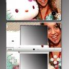 Hannah Montana Miley Cyrus Kitty Skin #7 Nintendo DSi
