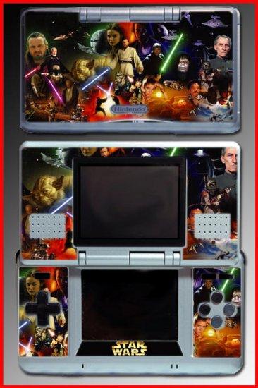 Star Wars game movie cartoon SKIN #2 for Nintendo DS