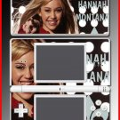 Hannah Montana Miley Cyrus SKIN 10 for Nintendo DS Lite