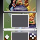 Tinkerbell princess fairy Skin #9 for Nintendo DS Lite