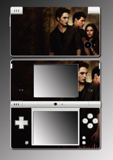 Twilight Robert Pattinson Edward Cullen game Skin 4 Nintendo DSi