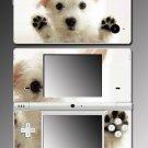 Terrier puppy white highland dog Skin #10 Nintendo DSi