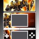 Transformers Bumblebee game Skin 10 Nintendo DS Lite