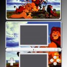 NEW Lion King Simba Musafa  Video Game Skin for DS Lite