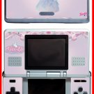 Barbie Doll Dress Up Games SKIN COVER 1 for Nintendo DS
