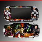 Star Wars Jedi Obi-Wan Luke Sith SKIN #2 for Sony PSP