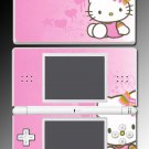 Cute Kitty princess pink color Skin #5 Nintendo DS Lite