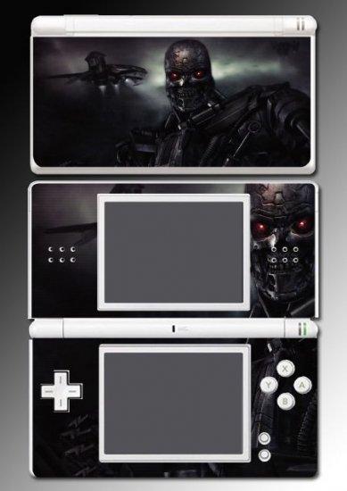 Terminator Salvation Arnold game SKIN Nintendo DS Lite