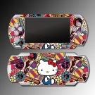 Cute Kitty World Princess Girl game SKIN 8 for Sony PSP