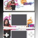 iCarly Carly Shay Sam Puckett Skin #2 Nintendo DS Lite