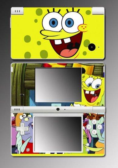 Spongebob Squarepants cartoon game Skin 7 Nintendo DSi
