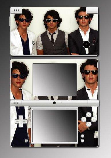 Nick Joe Kevin Jonas Bros Brother Skin #7 Nintendo DSi