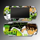 Ben 10 cartoon game COVER MOD CASE SKIN 2 Sony PSP