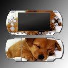 Golden Retriever Dog Puppy SKIN COVER #5 for Sony PSP
