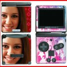 Hannah Montana Miley Cyrus SKIN #2 for GAMEBOY GBA SP
