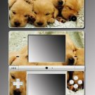 Golden Retriever puppy family dog Skin #6 Nintendo DSi