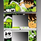 Ben 10 Alien Force Swarm game Skin #2 for Nintendo DSi