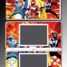Mighty Morphin Power Rangers Skin #2 Nintendo DS Lite