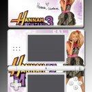 Hannah Montana 3 Miley Cyrus Skin #14 Nintendo DS Lite