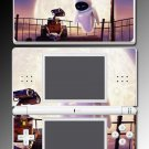 Wall-E movie game SKIN COVER for Nintendo DS Lite