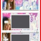 NEW Hannah Montana Miley Cyrus Skin #8 Nintendo DS LiTe