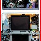 Batman Begins Joker Dark Knight Game SKIN 1 Nintendo DS
