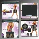 Hannah Montana Miley Cyrus Game Skin 14 Nintendo GBA SP